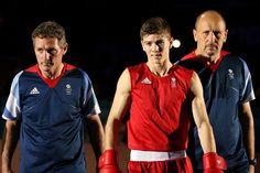 Luke Campbell. Gold. Boxing Bantam (56kg)
