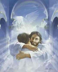 heaven is real picture of jesus | february 27 march 26 2012 heaven is for real by todd burpo a five part ...