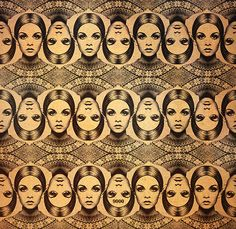 Twiggy in repeat from 9 0 0 0 's flickr stream