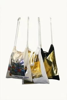 """Foil vinyl bag"" https://sumally.com/p/487103"