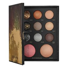 Mixed Metals Baked Eye and Face Palette - Sephora Collection #beauty #products #cosmetics