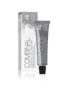 COMBINAL Professional GRAPHITE - GREY Cream Hair Dye (0.5 oz) >>> Check this awesome product by going to the link at the image.