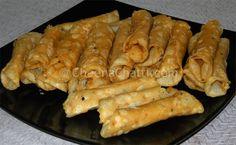 Kuzhalappam / Rice flour cannoli SOCIALIZETwitter 1 Facebook 9 Google+ 1 Comments 0 Print this   1 / 5 2 / 5 3 / 5 4 / 5 5 / 54 votes, 4.00 ...