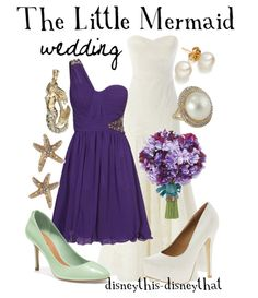 The Little Mermaid Wedding