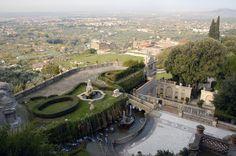 Villa d'Este - a prime example of opulence in the Italain Rennaissance