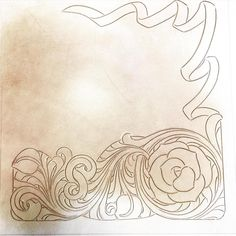 «#leathercraft #leathergoods#handmade #rose #レザークラフト #レザーカービング #ウォレット»