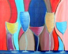 PINOT'S PALETTE. STATEN ISLAND. PAINT. DRINK. HAVE FUN. Bottoms Up
