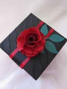 Wedding gift box  Valentine's Day  by PackagedToPerfection on Etsy, $11.00