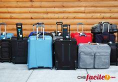 """Come scegliere una valigia per viaggiare? Ecco quale acquistare in base al viaggio e al mezzo di trasporto """"In commercio esistono svariate tipologie di valigie. Ovviamente la scelta di una valigia dipende dalla durata del viaggio e dal mezzo di trasporto che si utilizza. In questo articolo potrete trovare consigli utili per scegliere la valigia che fa il caso vostro"""""""