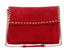 Bolsa Vermelha basicamente linda   Santa Lolla