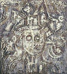 Head of a King - Richard Pousette-Dart