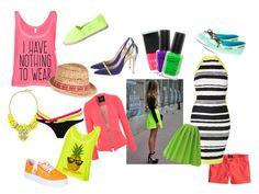 Neon   Eye on Fashion   Modern Teen Style   Modern Teen Style