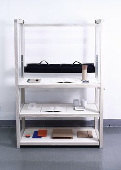 Graduate makes amends with not one, but four final projects... http://www.we-heart.com/2014/09/02/matej-chabera-and-mireia-gordi-vila/