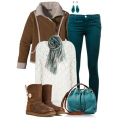 """""""Uggs"""" by kswirsding on Polyvore"""