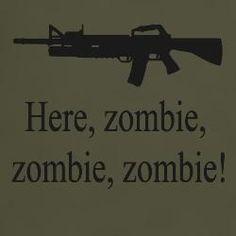 More Zombies- see Pinterest Board: http://www.pinterest.com/michaelsweigart/my-sfx-makeup-work