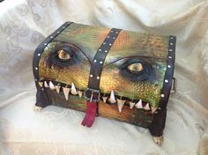 Monster Boxes Made To Protect Geeky Travelers Around The World