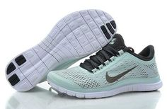 Good Sell Nike Free 3.0 V5 Womens Light Green Grey Black Friday