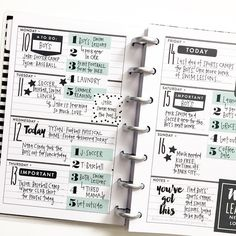 """568 Likes, 8 Comments - APRIL (@momruncraft) on Instagram: """"Can't remember the last time I penned in kid-free days in my planner. After some of the most…"""""""