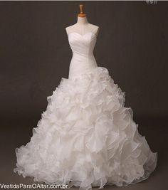 Vestido de Noiva Nuage