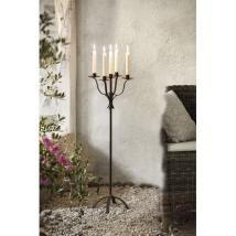 Kerzenständer La Bresse aus Eisen