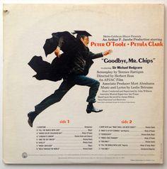 Goodbye Mr Chips LP Vinyl Record Album MGM by ThisVinylLife
