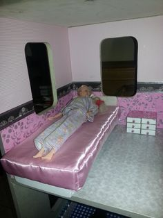 A bedroom fit for a princess!