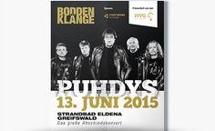 Puhdys | #Boddenklänge2015 in Greifswald | Events in Vorpommern