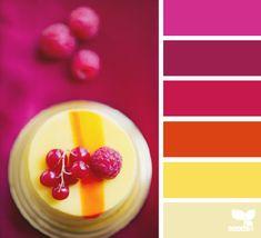 dessert hues - design seeds