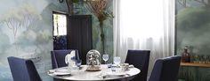Decor, Oversized Mirror, Wallpaper, Curtains, Furniture, Home Decor