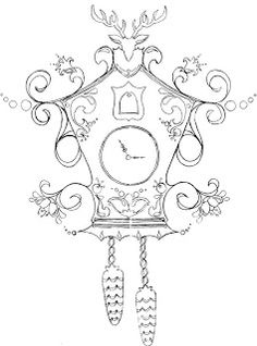 1000 Images About Coo Coo Clocks On Pinterest