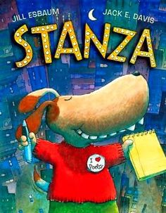 Mrs. Stembrarian: STANZA - Fun Intro to Poetry Month in the Library