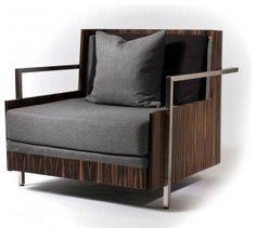Larry Lounge - contemporary - chairs - boston - KOO de Monde