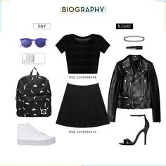 #DayNight #FashionTip #StreetStyle #HealthGoth #Black #SportLuxe #Style #Fashion #BiographyMx Afterlight, Sports Luxe, Street Style, Day, Fashion Tips, Image, Black, Style, Fashion Hacks