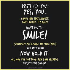 Oh hey hey you SMILE!!!! Keep smiling.. #inspirationalquotes #quotes #positivethinking #inspiration #motivation #quotesoftheday #qotd #instaquotes #sayings #words #lifereminder #motivationalquotes #simplereminder #lifequotes #qotd #quotestagram #lifecoach #inspire #positivity #positivethoughts #life #reminderquotes #lifelesson #lifeisbeautiful #dailyreminder #dailymotivation #dailyinspiration #smile #sharehappiness by qadriyyaong