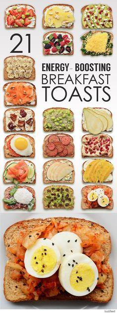 21종 토스트 레시피21종 토스트 레시피가 화제다.최근 한 온라인 커뮤니티에는 '21종 토스트 레시피'란 제목의 게시물이 등장했다. 게시물 속 사진에는 아침 식사로 먹기 좋은 21종 토스트 레시피가 보인다. 아보카도...
