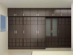 Wardrobe Interior Design, Wardrobe Design Bedroom, Bedroom Bed Design, Bedroom Furniture Design, Bathroom Interior Design, Closet Bedroom, Modern Bedroom, Bedroom False Ceiling Design, Room Door Design