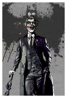 The Joker by Craig Deakes