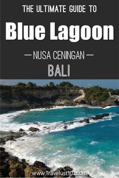 Check out this post for all the travel tips you need to visit the most breathtaking view point in Bali: the Blue Lagoon Nusa Ceningan! Bali Travel Guide, Solo Travel Tips, Travel Guides, Travel Advice, Travel Abroad, Asia Travel, Nusa Ceningan, Free Travel, Blue Lagoon