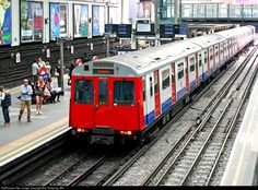 RailPictures.Net Photo: LUL 7507 London Underground D 78 Stock at London, United Kingdom by Bob Pickering (BP)