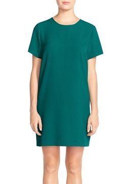 1f5b6c21bed1 Free shipping and returns on Felicity   Coco Crepe Shift Dress (Nordstrom  Exclusive) at