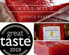 quince paste great taste award meli milo Quince Jelly, Pasta, Noodles, Ranch Pasta