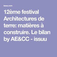 12ème festival Archi