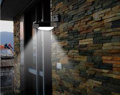16 LED Solar Power Motion Sensor Jardin Lampe de Sécurité En Plein