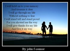 Poem by john f connor