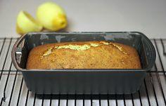 French Lemon-Poppy Pound Cake