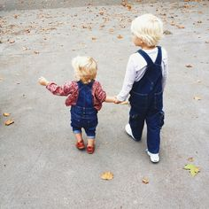I want to put the kids in overalls for a fall photoshoot.
