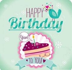 Happy Birthday Quotes With Wishes Cards