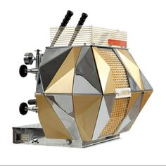 Bruno Munari and Enzo Mari, 'Modello Concorso' (aka 'Diamante') Espresso Machine for LaPavoni,1956.