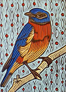Carved woodcut blocks by Lisa Brawn Linocut Prints, Art Prints, Block Prints, Painting & Drawing, Watercolor Paintings, Stencil Wood, Art Template, Illustrations, Wildlife Art