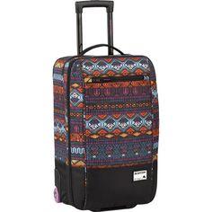 Burton: Drifter Roller Bag - Antigua Stripe